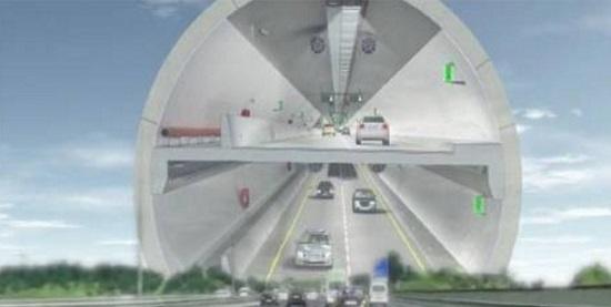 ВСтамбуле запустили 1-ый тоннель для авто под Босфором