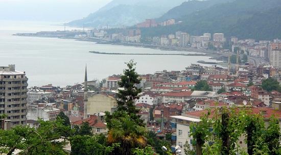 Ризе - лучший черноморский курорт в Турции