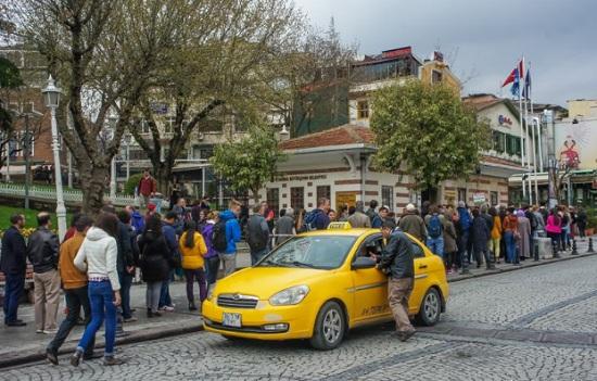 Цистерна Базилика в Стамбуле частично закроется на первую за 500
