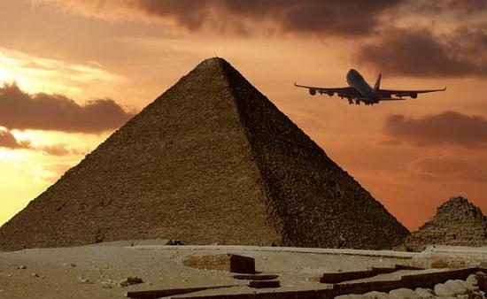 Открытие авиасообщения с Египтом - названа дата