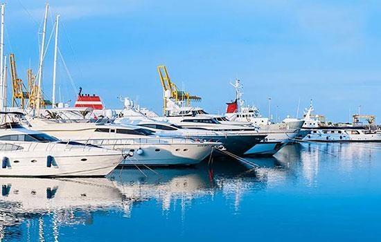 Турция - скрытый рай для всех круизных лайнеров и яхт