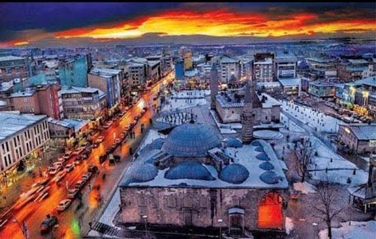 Эрзурум: жемчужина восточной Турции