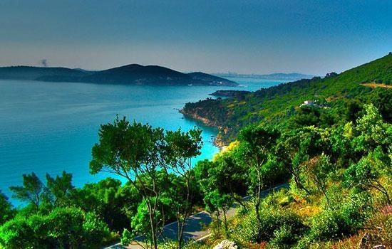 Откройте для себя красоту турецких островов