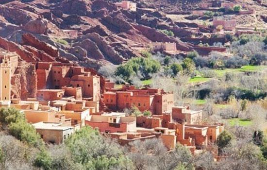 Экзотика - это первое слово, которое приходит на ум с Марокко