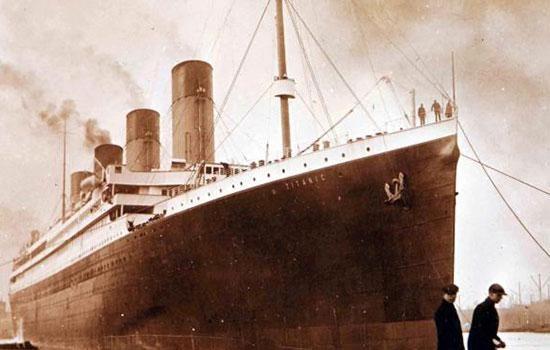 Титаник затонул через масштабный пожар на борту, а не из-за айсберга