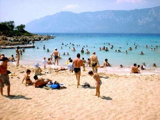 Туристы настроились на Турцию