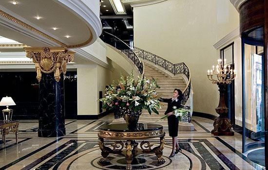 Красивая жизнь: самые дорогие отели российской столицы