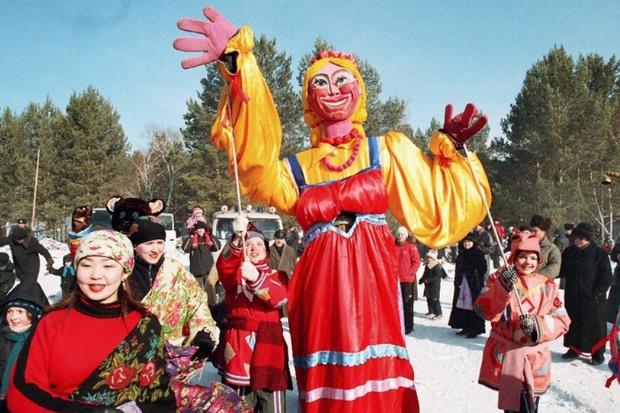 """Фестиваль блинов """"Московская Масленица"""" проведут с 17 по 26 февраля"""
