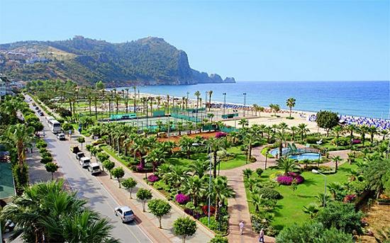 Шесть самых популярных курортов Турции
