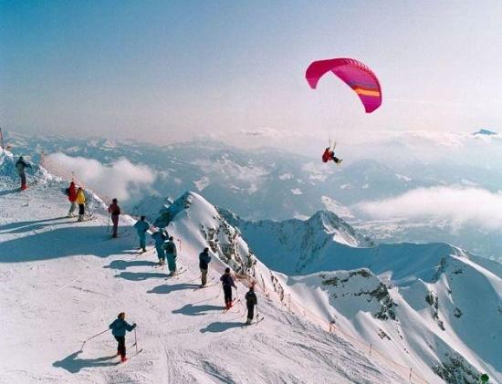 Вторая половина февраля в Альпах будет очень снежной, что хорошо для всех горнолыжников