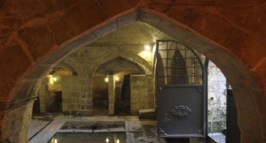 В Турции восстановили подземную мечеть, которой более 700 лет