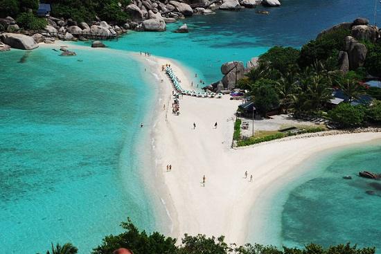 Билеты на посещение островов Таиланда будут продаваться по единой цене