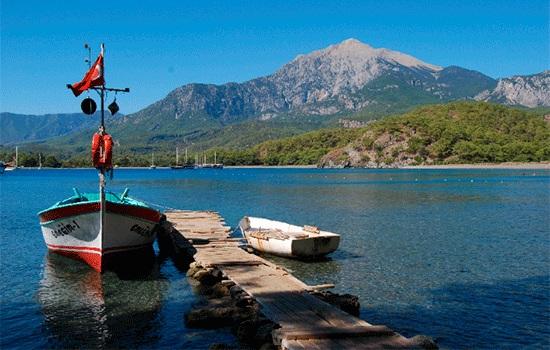Лучшие места отдыха с детьми в Турции весной 2017