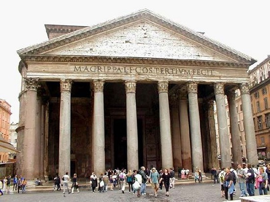 Архитектурно-гастрономический вояж в Рим