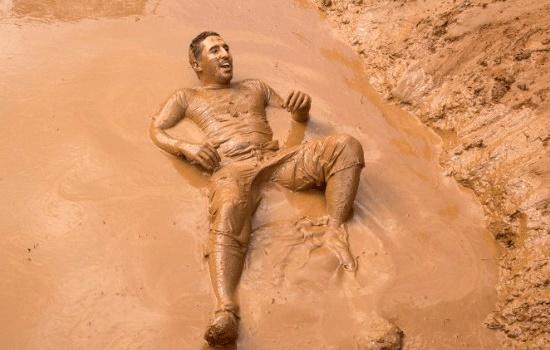 Тысячи израильтян отметили «День грязи»