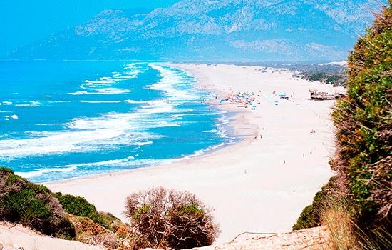Чистейшая природа и вереница пляжей - откройте для себя красоту турецкой Ривьеры!