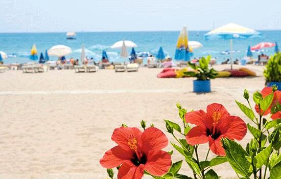 Самый теплый курорт Турции в мае