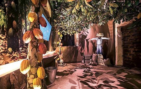 В Доминиканской Республике открыли шоколадный музей