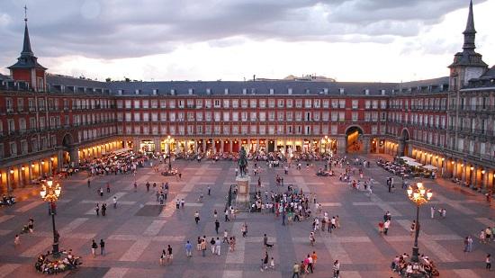 Hala Madrid: улицами великого города