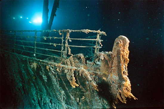 В следующем году запустят «туристическое» погружение к Титанику
