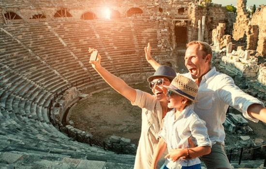 Европейские туристы по-прежнему предпочитают Турцию для отдыха
