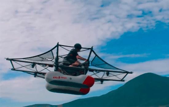 Новый «летающий автомобиль» при поддержке Google планирует продавать уже в этом году