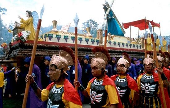 Самые необычные в мире древние ритуалы
