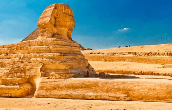 Северная Африка - исторические чудеса