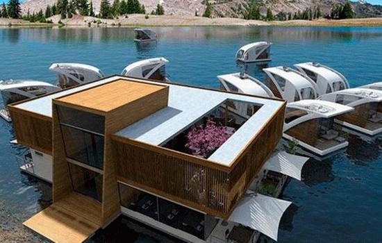 Плавающий отель в Евфрате запустят для развития туризма на юго-востоке Турции