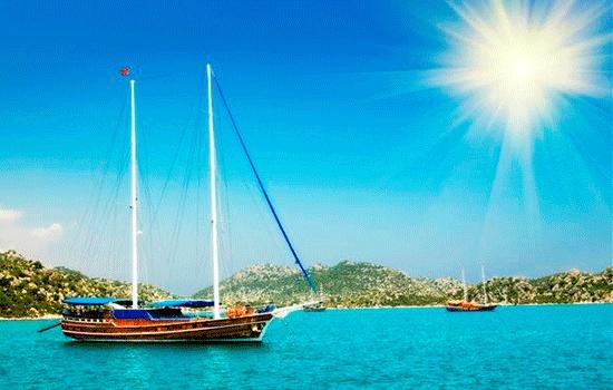 Чем порадует погода туристов Кемера в июне?