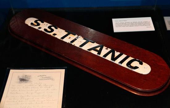 В Сиднее открылась выставка, которая посвящена легендарному Титанику