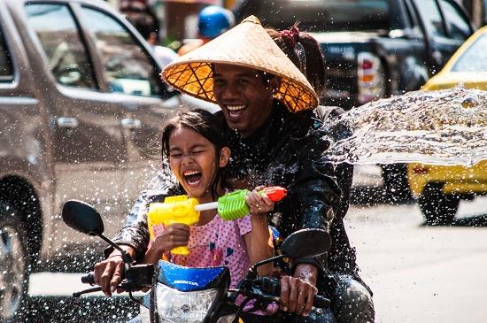 """Тайский Новый Год уже не """"за горами"""""""