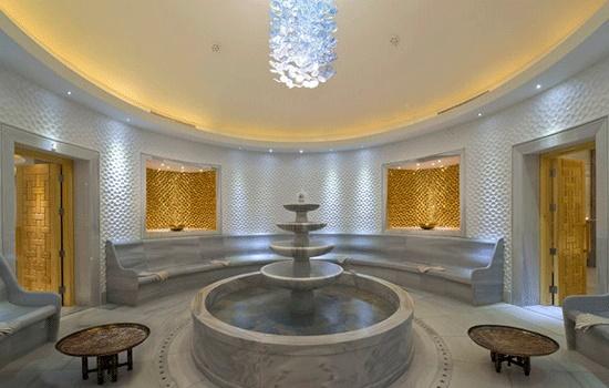 Турецкие бани - источник исцеления