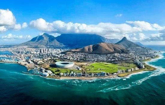Южная Африка продолжает привлекать рекордное количество туристов