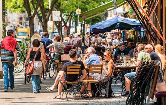 Лучшие районы Берлина для гастрономического туризма