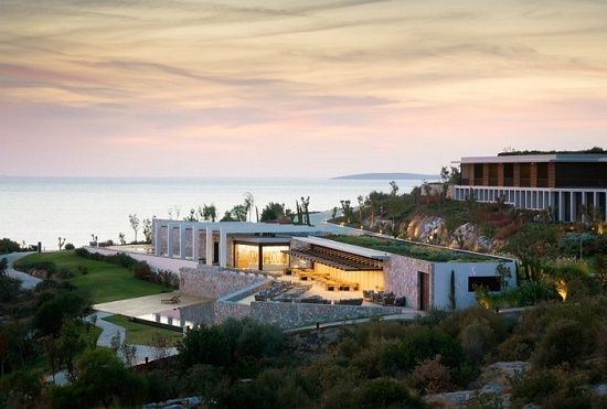 В Турции открыл двери фешенебельный отель-курорт Six Senses Kaplankaya