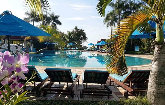 Сиануквиль - известный курорт в Камбоджи