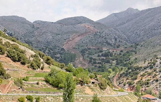 Культура турецких деревень