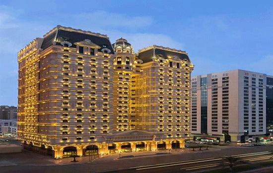 Royal Rose Hotel в Абу-Даби получил награду «Лучший семейный отель»