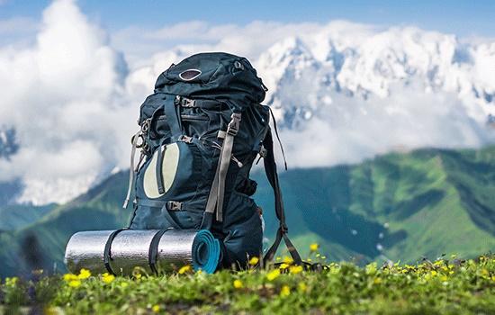 Залог удачного похода - правильно подобранный рюкзак