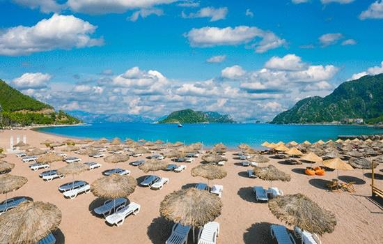 Турция с километрами идеальных пляжей - лучшее решение для морского отдыха летом