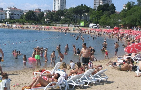 """""""Пляжи Стамбула будут идеально чистыми!"""" - заявило Управление Морских служб муниципалитета города"""