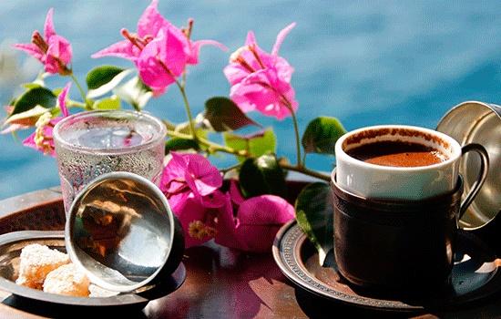 Как правильно пить турецкий кофе?