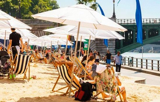 Жизнь - это пляж: лучшие городские пляжи Европы