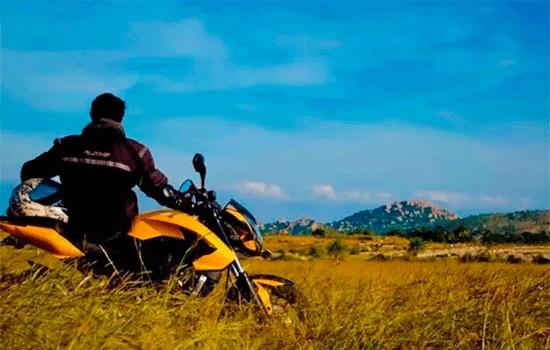 Мотоциклетный туризм набирает популярность в Индии