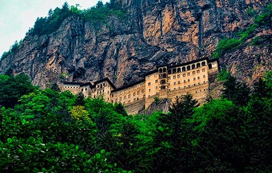 Новый адрес для высокогорного туризма Турции: Тонья(Tonya)
