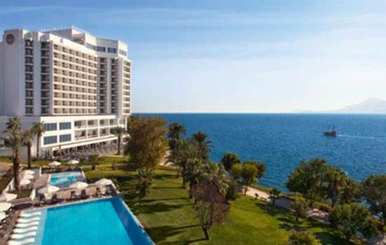 Анталия - курорт, где лето встречается с роскошью