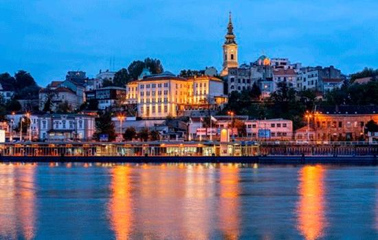 Белград: почётная столица Балкан