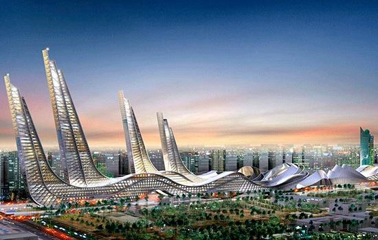 Абу-Даби становится вторым лучшим городом после Нью-Йорка