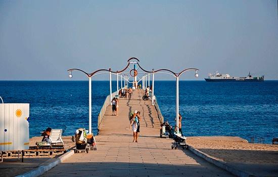 Все на море в Крым! Отдых в Евпатории